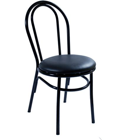 Metal Cafe Chair by Commercial Grade Arc Metal Restaurant Chair