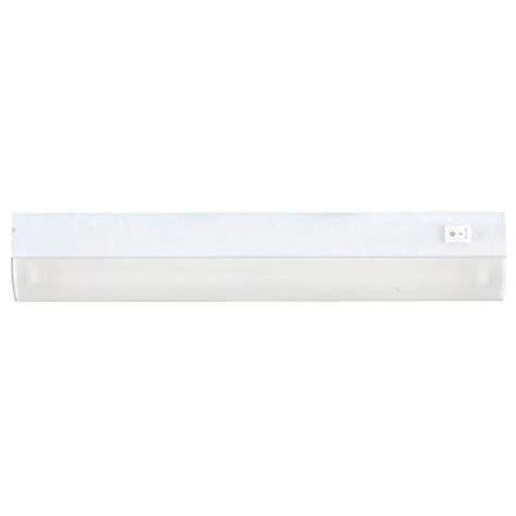 ge linkable under cabinet lighting ge 18 in fluorescent premium linkable white undercabinet