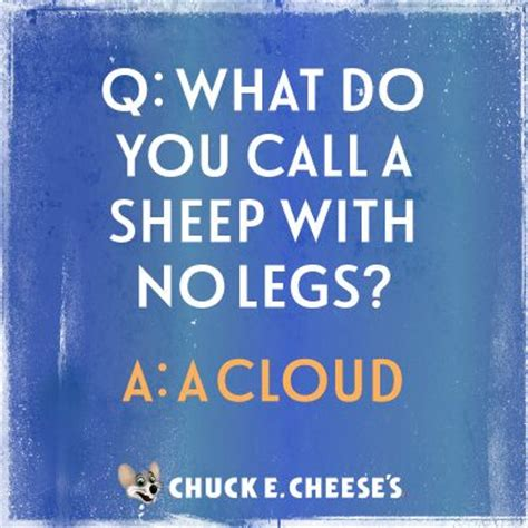 what do you call a with no legs quot what do you call a sheep with no legs quot the best jokes pinte