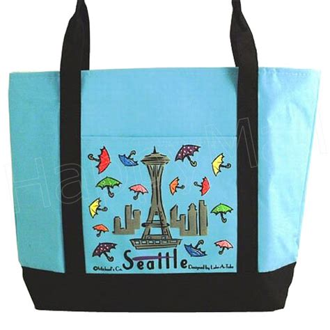 seattle map tote bag seattle canvas tote bag 12 quot x16 quot