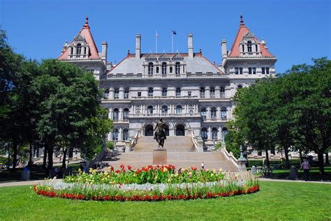 capital of ny treasures of new york the new york state capitol press