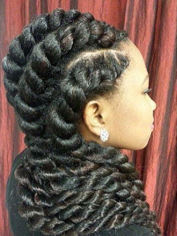 flat twist braid to scalp step by step cute summer master the flat twist in 4 easy steps