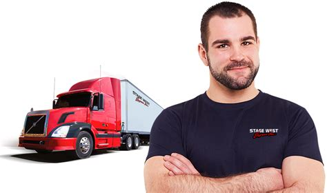 Truck Driving With Criminal Record Stage West Express Truck Driver Careers In Trucking