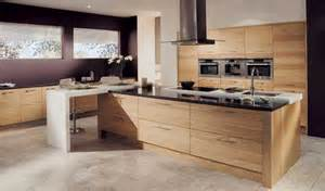 Contemporary Wood Kitchen Cabinets chestwood design bespoke kitchens and bedrooms stone