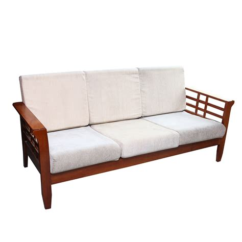 solid wood 3 1 1 sofa set interior design customized