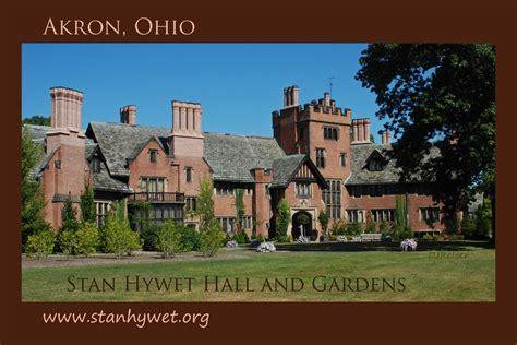Stan Hywet And Gardens by Stan Hywet And Gardens Akron Ohio Gardens Trees