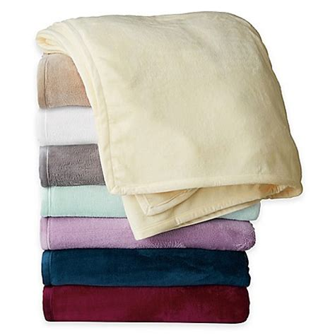 bed bath and beyond throws serasoft 174 blanket bed bath beyond