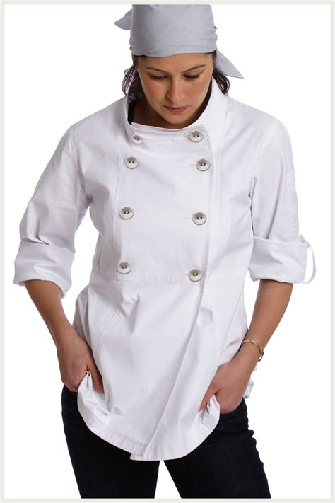 design jacket chef designer chef jacket women s trench trench sewing