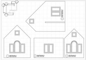gingerbread house plans building a vectorworks gingerbread house archoncad