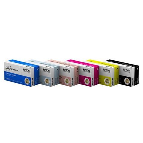 Epson Black Ink Cartridge T122100 epson pp 100ii discproducer ink pjic6 black ink cartridge