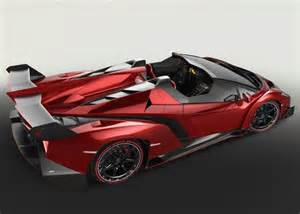 lamborghini veneno roadster revealed priced at 4 5