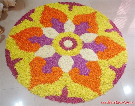 flower pattern rangoli design beautiful rangoli designs with flowers quot anymessages