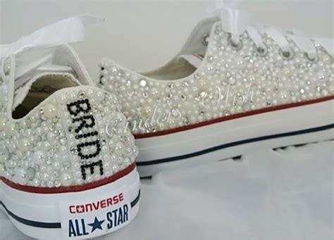 custom wedding sneakers 5 beautiful ways to customise your wedding shoes