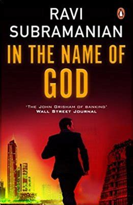 in the name of god by ravi subramanian – deetalks
