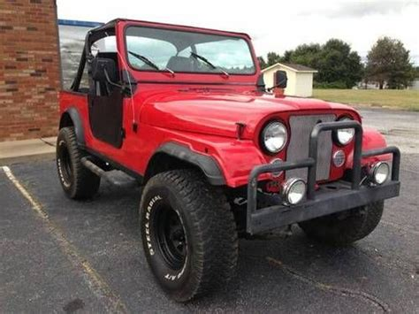 1985 Cj7 Jeep Sell Used 1985 Jeep Wrangler Cj7 In Greenville South