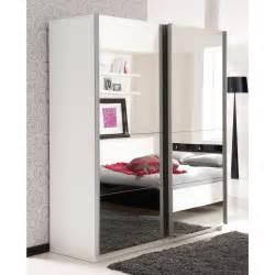 armoires portes coulissantes miroir armoire port