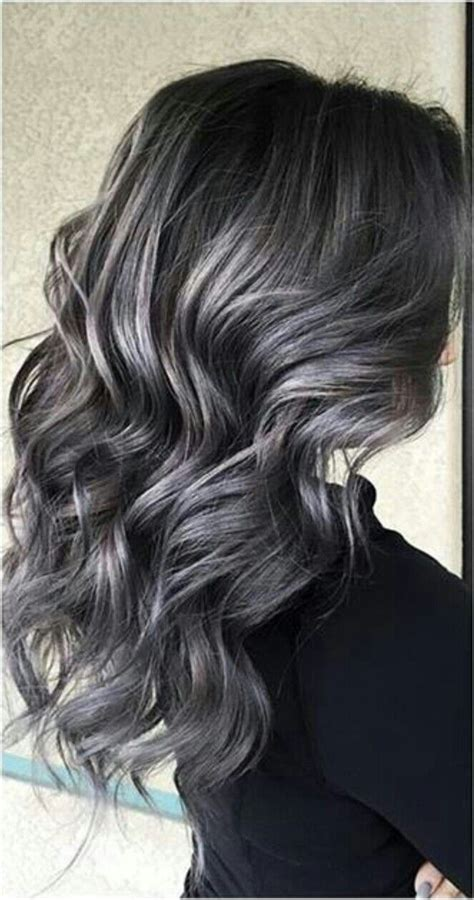 hairstyles grey highlights best 25 gray hair highlights ideas on pinterest silver