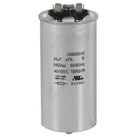 capacitor 1000 mfd replacement capacitors hps 1000 26 mfd 525 volt single