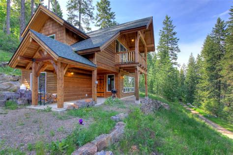 Rental Cabins In Idaho by Sandpoint Idaho Vacation Rentals Schweitzer Mountain