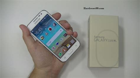 reset samsung core prime samsung galaxy core prime 4g hard reset factory reset and