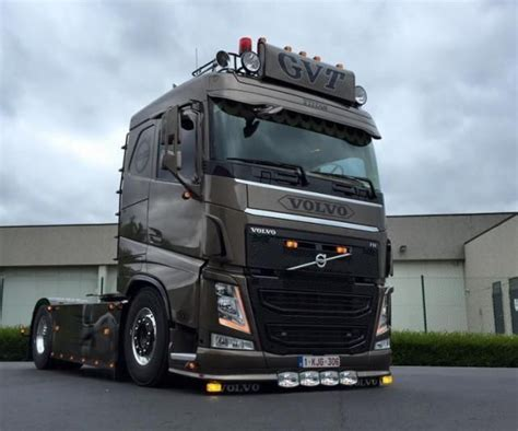 mack and volvo trucks volvo fh transport g v t volvo volvotrucks