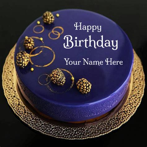 Happy Birthday Cards With Name Edit Write Your Name On Brithday Cakes Online Pictures Editing