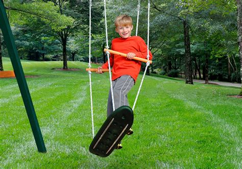swing attachments swing set skateboard swing swing set accessories and wood playsets