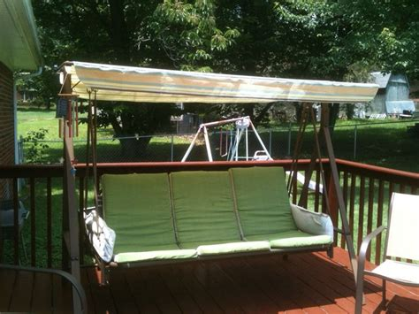 Patio Swing Big Lots 25 Best Ideas About Patio Swing With Canopy On