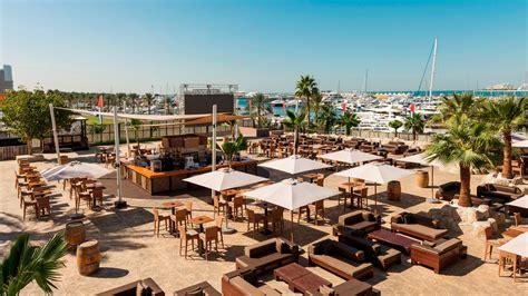 Top Bars Dubai by Restaurants And Bars Le Meridien Mina Seyahi