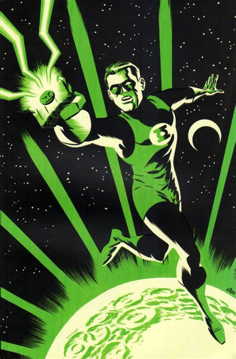 green lantern the silver silver age green lantern by michael cho inspirational motivational whatever
