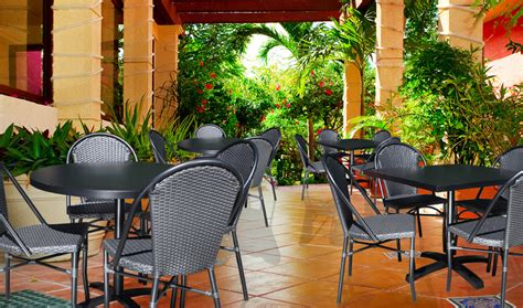 top restaurant patio furniture and restaurant patio table