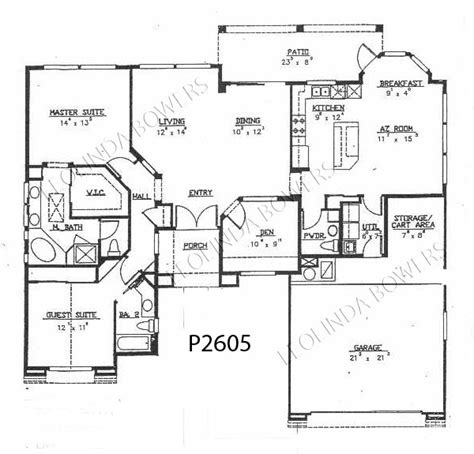 sun city west floor plans sun city west ventana floor plan