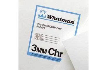 3004 917 Grade 4 Chr Cellulose Chromatography Paper Sheet 460x570mm whatman grade no 3mm chr chromatography paper cellulose