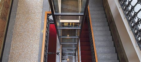 ascensori piccoli per interni piccoli ascensori per condomini domuslift