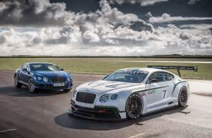 Bentley Continental Gt Race Bentley Returns To Motosport With Racing Gt Extravaganzi