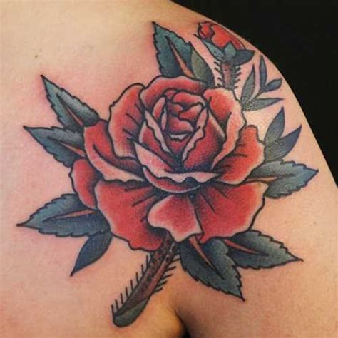 english rose tattoo designs cluster tattoos images