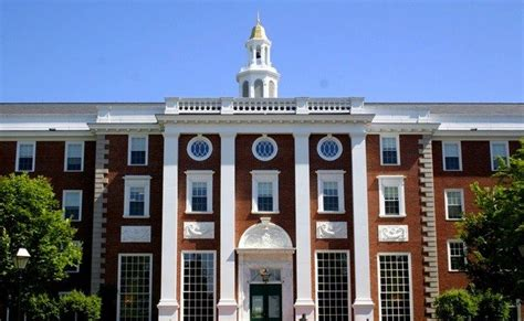 Harvard Business School Mba Concentrations by Top 10 Business Schools In America Top Ten Gama
