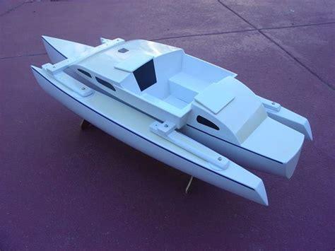 trimaran design principles dc 3 trimaran model wins woodenboat design challenge iii