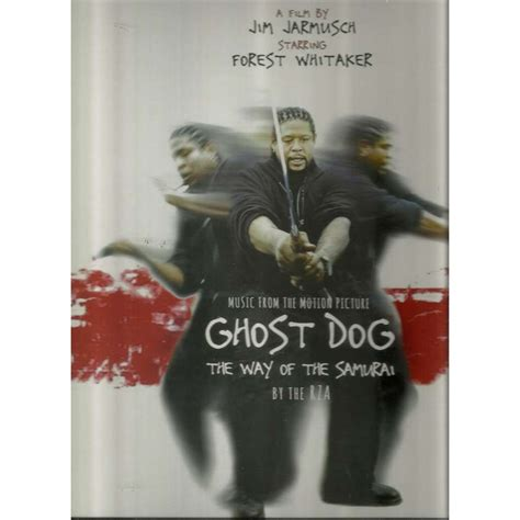forest whitaker rza ghost dog de rza forest whitaker black knights 33t x 2