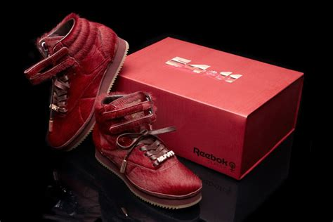 Reebok Freestyle Limited Edition by Reebok Classic Releases Limited Edition Freestyle Hi With