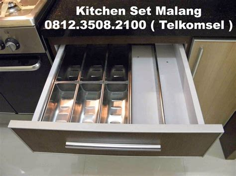 kitchen set malang murah kitchen set  malang jasa