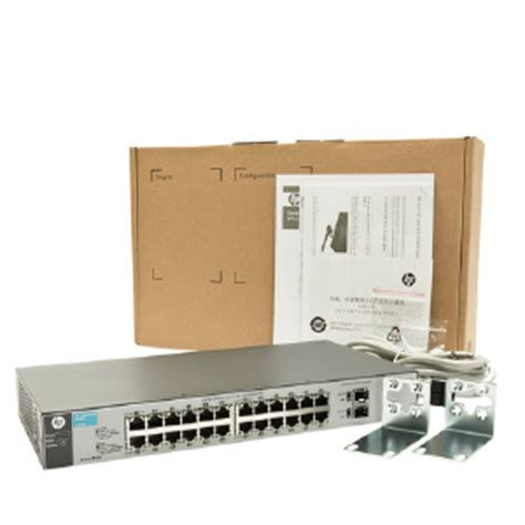 Hp Switch Managed 1810 24 V2 hp 1810 24g v2