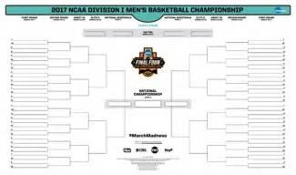 2017 ncaa basketball tournament march madness 2017 printable ncaa tournament bracket ncaa com