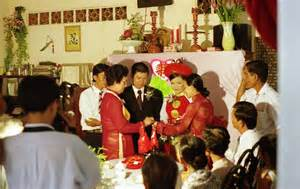 Chinese Wedding Cabinet Vietnamese Customs And Habits Overview