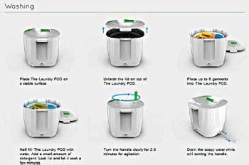 Papan Cuci Mini Di Bawa Kemana Aja the laundry pod mesin cuci mini untuk anak kos ramah lingkungan oneminuteonline