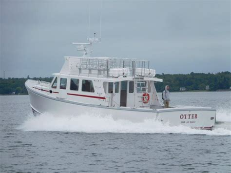 wesmac lobster boats wesmac delivers maine island ferry workboat