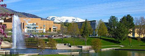 Weber State Mba Application by Profile Weber State Acalog Acms