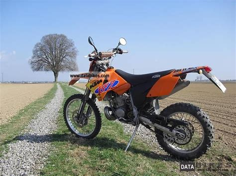 2002 Ktm 200 Exc Ktm Bikes And Atv S With Pictures