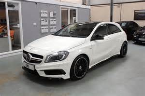 Used Mercedes A Class For Sale Used 2014 Mercedes A Class A45 Amg 4matic For Sale In