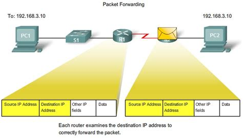 network forwarding opinions on packet forwarding